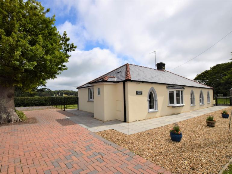 Character cottage in South Pembrokeshire
