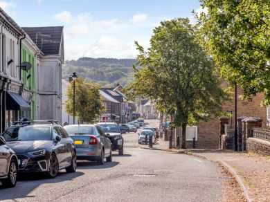 Water's Edge Apartment - Ystradgynlais (79242)
