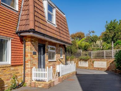 Driftwood Cottage - Milford On Sea (79332)