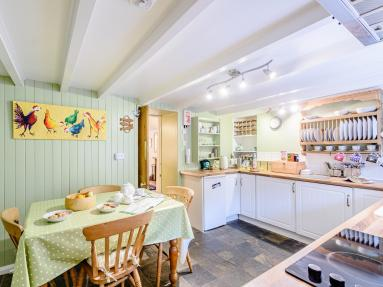 Burn Cottage - Askrigg (79473)
