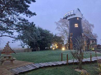 Bond Island Windmill (79497)