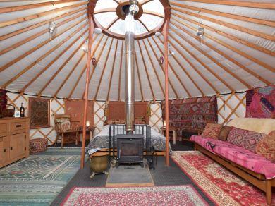 Maggie's Yurt (79548)