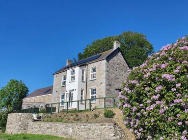 The Old Rectory - Laugharne (79654)