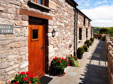 Stable Cottage Brecon Beacons (BN033)