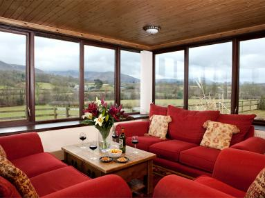 Beacons Lodge - Brecon (BN038)