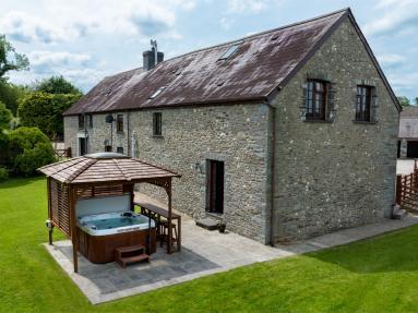 Cwmgwyn Farm Cottage (BN122)