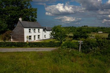 Hendre Farmhouse (BN189)