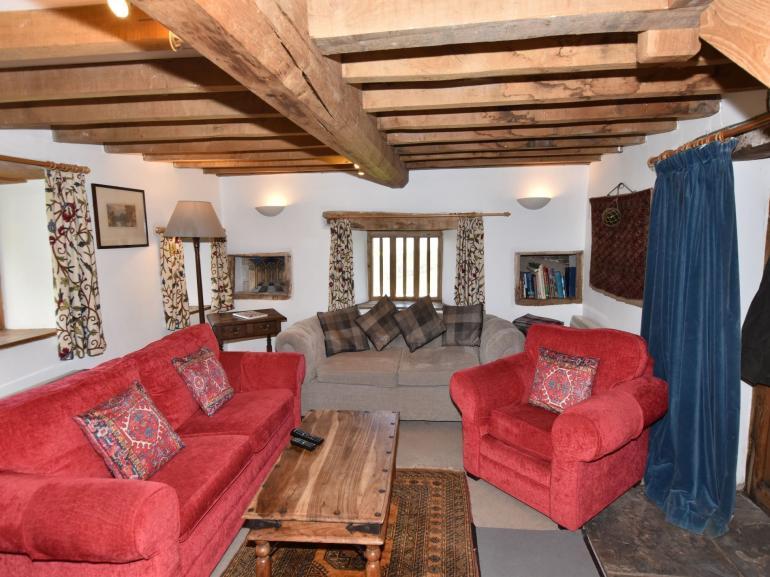 The Farmhouse sitting room