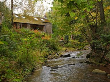 Old Mill Cottage - Talybont-on-usk (BN245)