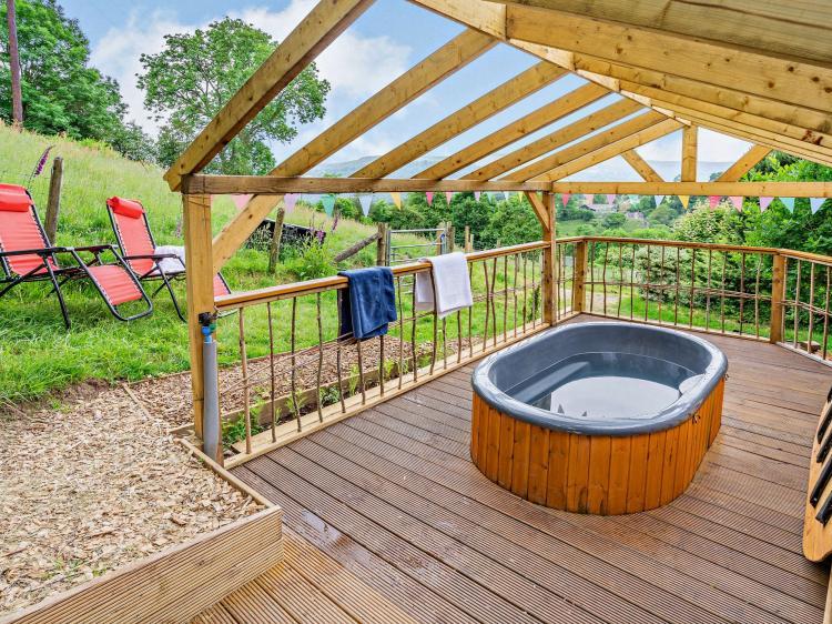 Pheasant Lodge - Llangenny (BN284)