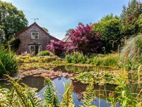 Pond Cottage - Clyro (BN290)
