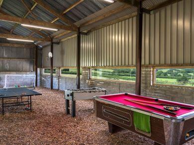 Rhianydd's Barn (BN299)