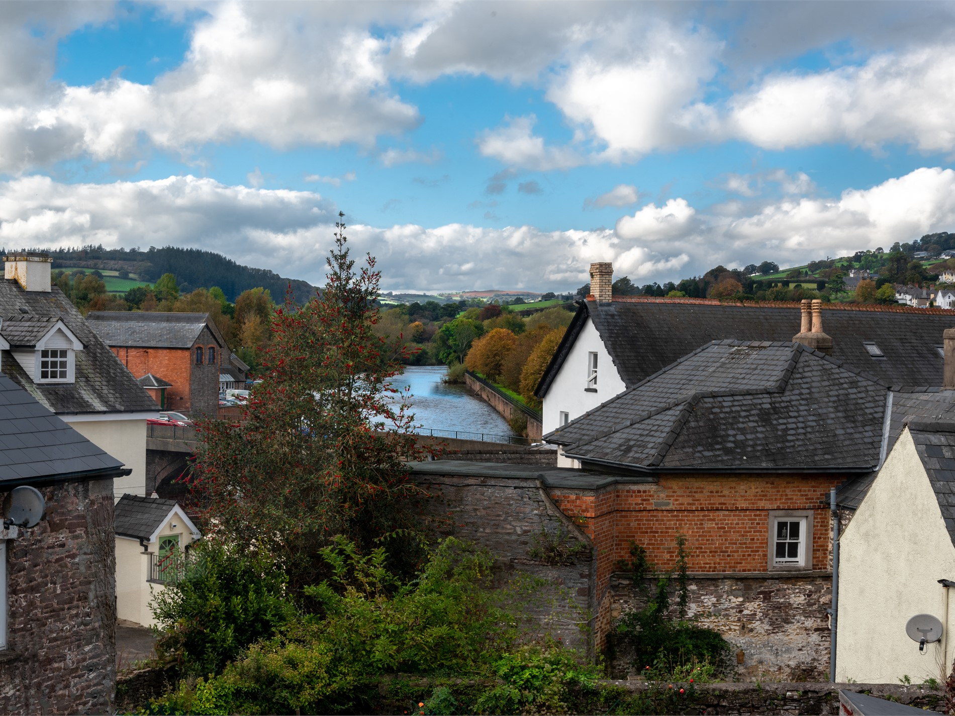 Ferienwohnung in Brecon