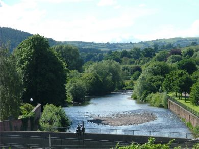River Usk View (BN304)