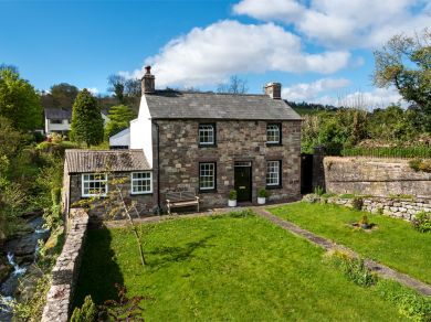 Rock Cottage - Llangynidr (BN305)