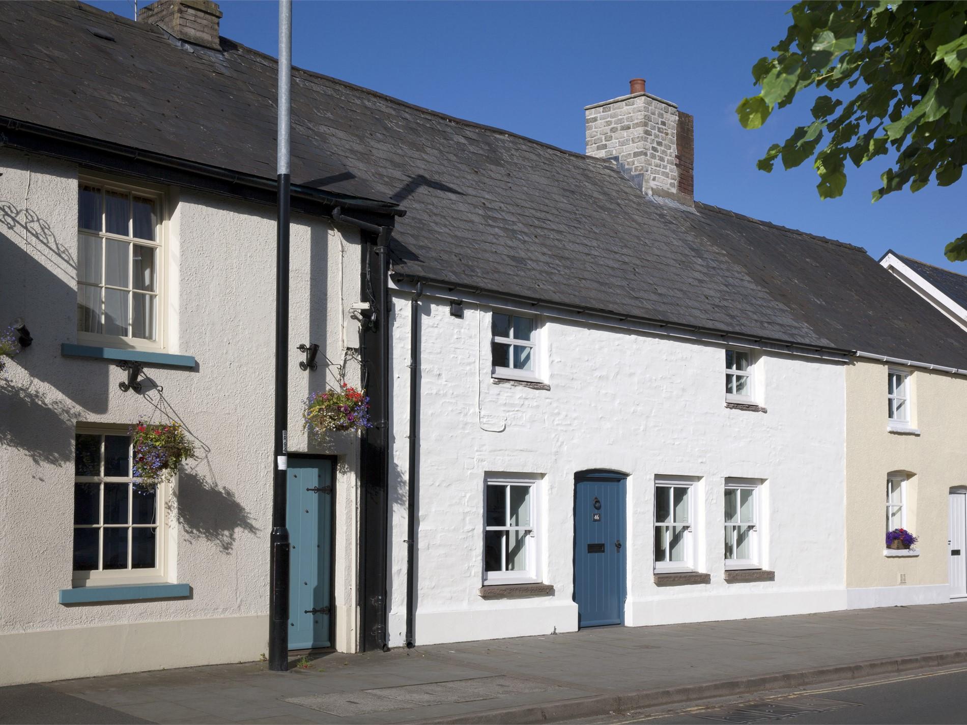 Ferienhaus in Brecon