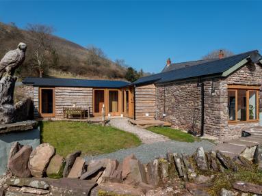 Willow Cottage - Pengenffordd (BN366)