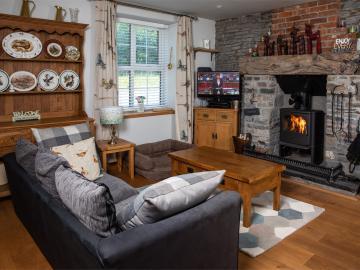 Jasmine Cottage - Erwood (BN422)