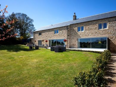 The Mill Farmhouse - Gilling West (80466)