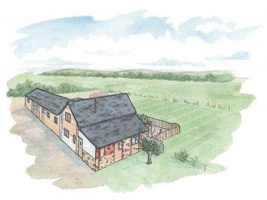 Strawberry Bank - Kingfisher Barn (80529)