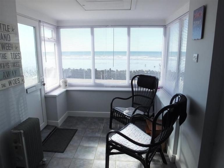 Enjoy the views at Pendine Sands from this property