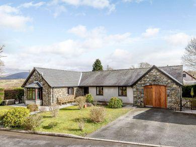 Snowdonia Stone House (81060)