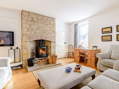 Lodge Cottage - Alnmouth (81280)