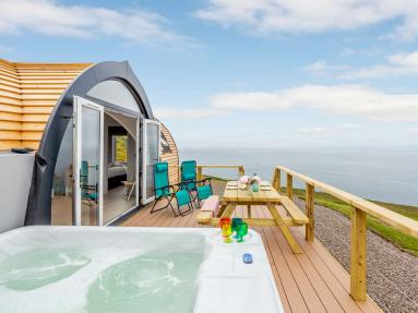 Highland Hot Tub Retreat 4 (81340)