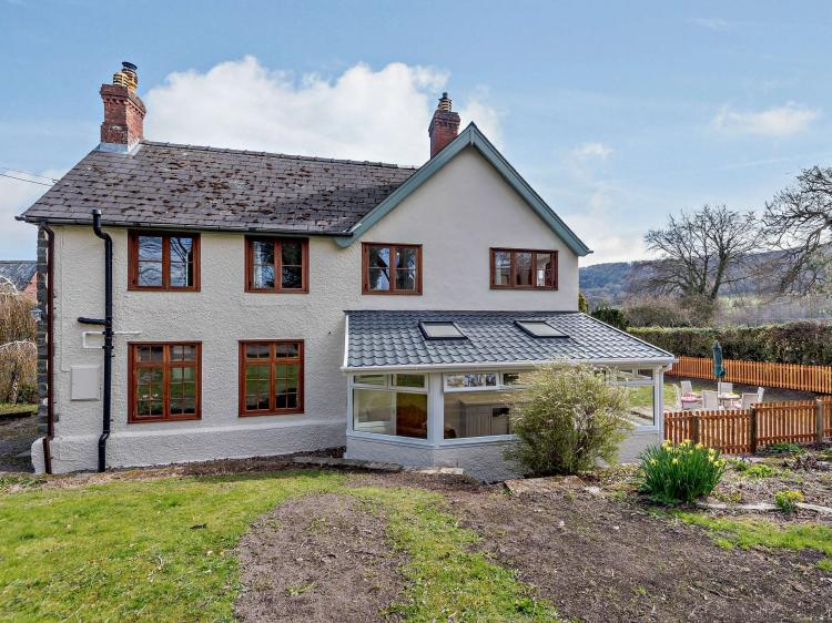 Old Rectory Cottage - Knill (82115)