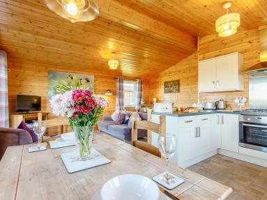 Loch Leven Osprey Lodge (82297)