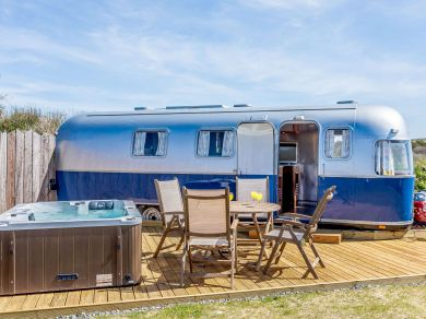 Highlands Airstream At Woolacombe (82548)