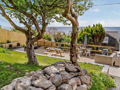 Glan Y Mor Garden View (82813)