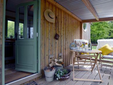 Hembury Gate The Shepherds Hut (82862)