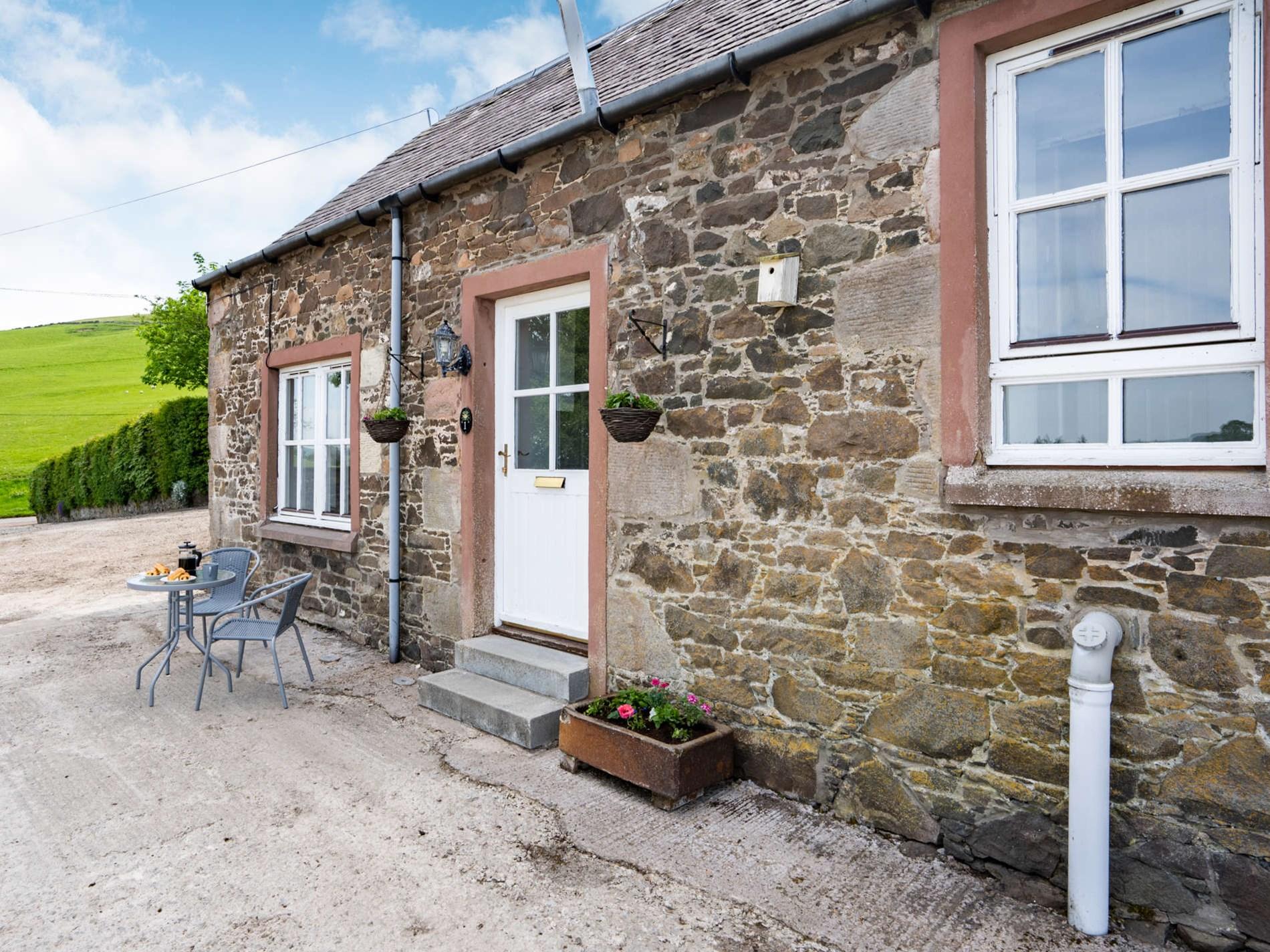1 Bedroom Cottage in Biggar, Scottish Borders