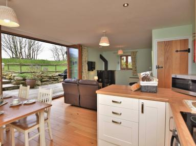 Stable Cottage - Challacombe (83063)