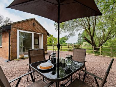 Willow Wood Cottage - Audlem (83192)
