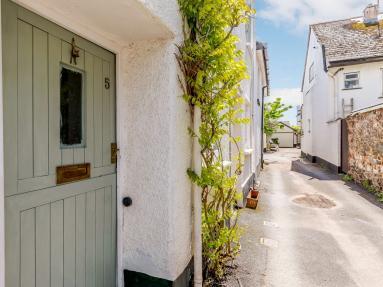 Wisteria Cottage - Topsham (83194)