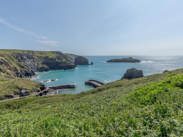 Mullion Cove just moments from your front door