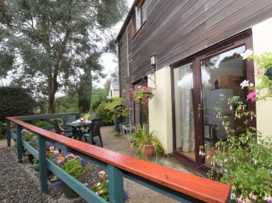 Woodpecker Lodge - Llangenny (84647)