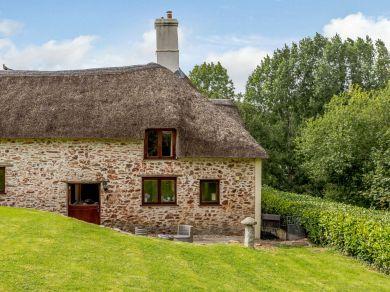 Stable Cottage - Glasses Farm (85191)