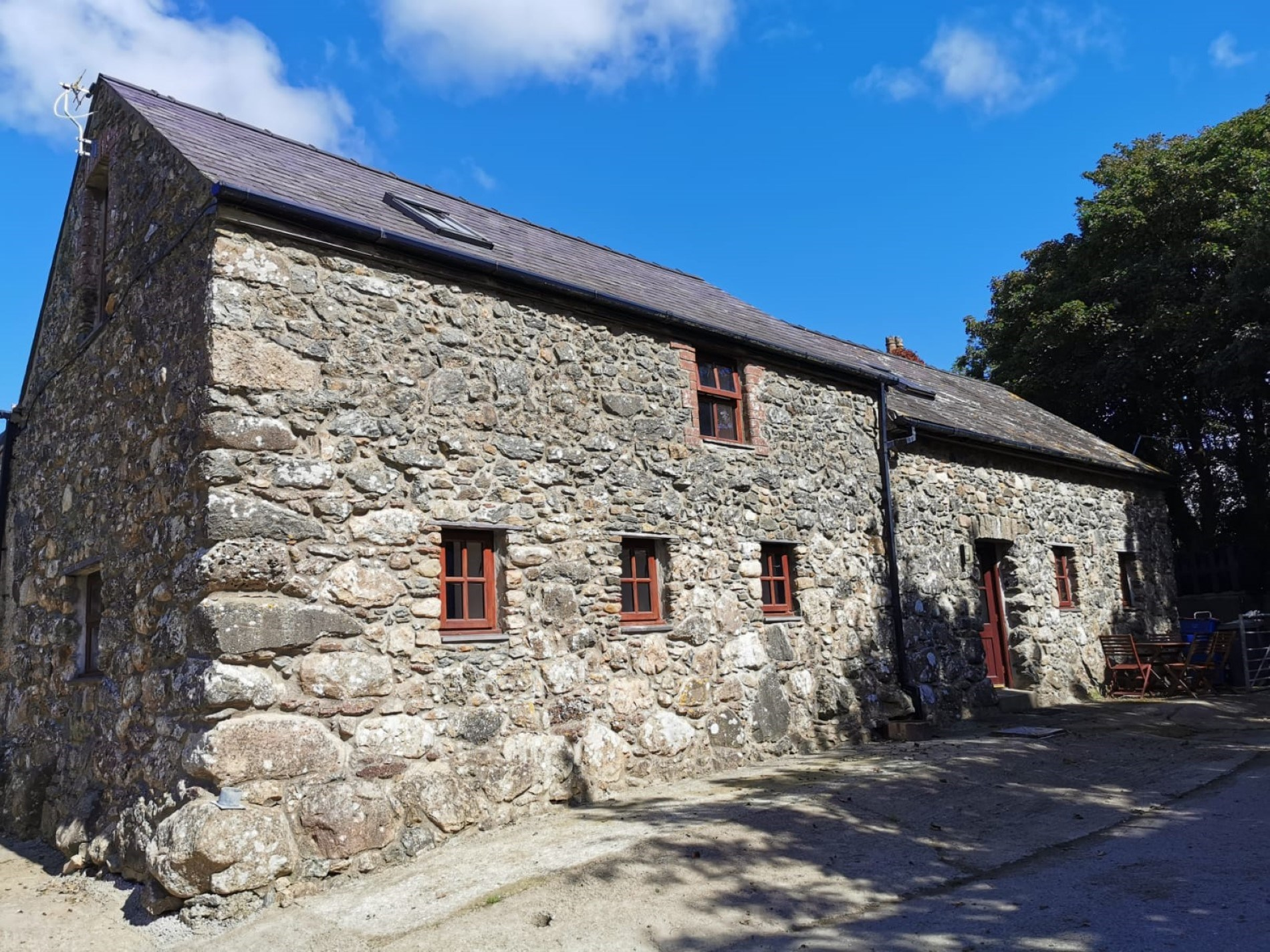 Ferienhaus in Anglesey