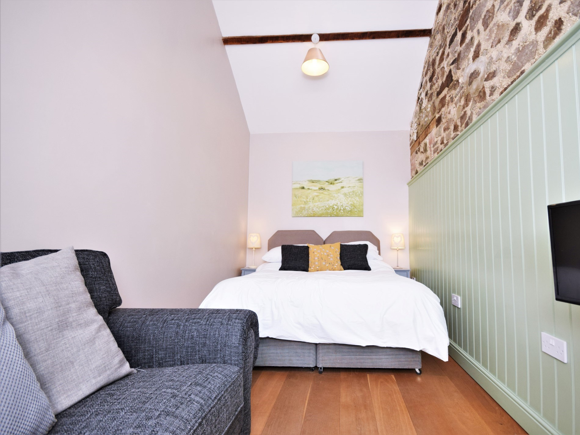 1 Bedroom Cottage in Umberleigh, Devon