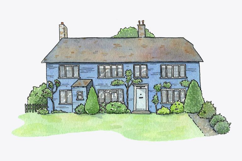 Angel Cottage - Winchelsea