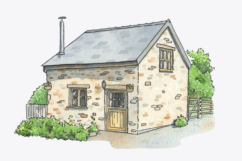 The Olchon Bothy