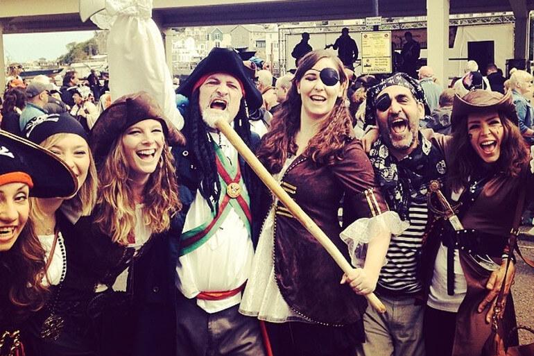 Pirate Festival Brixham