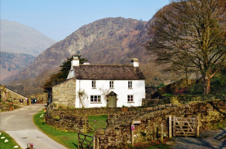 Beatrix Potter's house