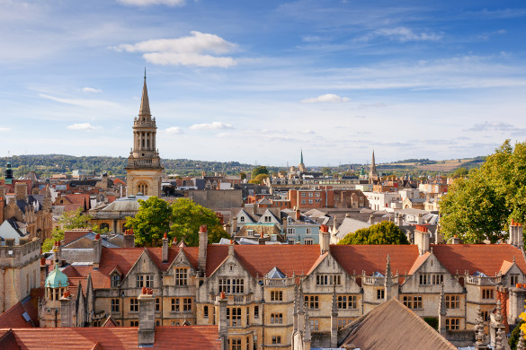 5 indulgent things to do in Oxford