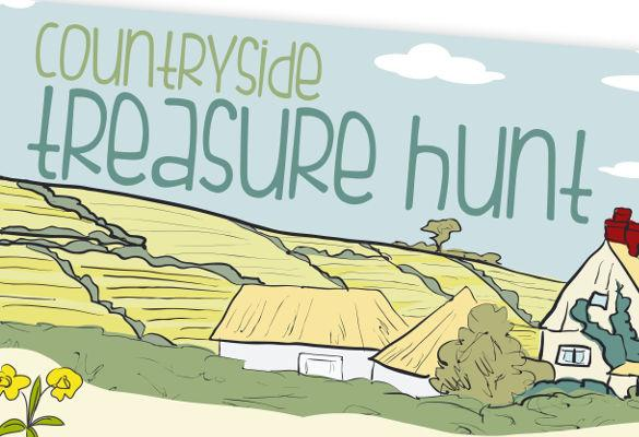 Print our free children's countryside treasure hunt