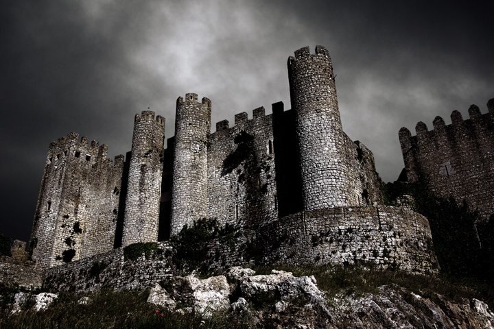Most haunted places in the UK