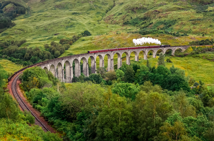 5 romantic things to do in Scotland